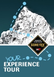 Keyvisual_GORE-TEX_Experience Tour