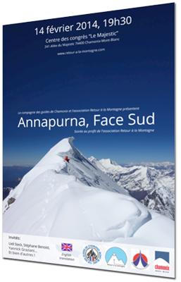 Affiche Annapurna